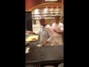 Пиццерия в Каннах 😅спасибо ребятам за вкусности