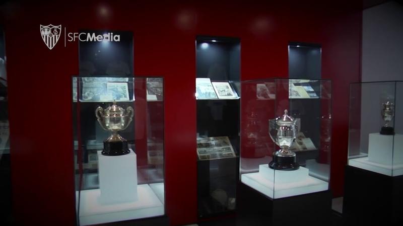 Un museo a la altura del Sevilla FC