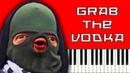 CHEEKI BREEKI - Piano Tutorial (only watch if you are 100% slav)