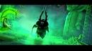 Kung Fu Panda 3 Kai vs Shifu HD Blu ray 1080p English