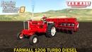 Farming Simulator 19 - FARMALL 1206 TURBO DIESEL Wheat Sowing