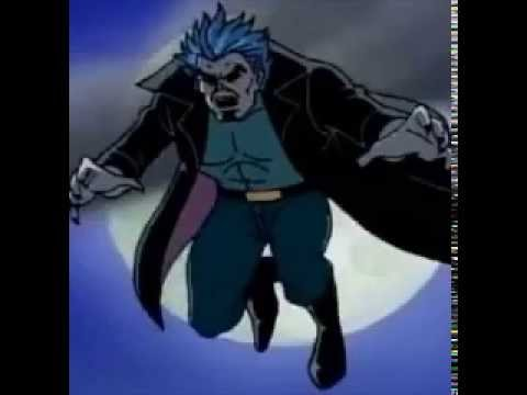 SPIDERMAN TAS 1994 rare Soundtrack - DEADLY MORBIUS (music ripped)