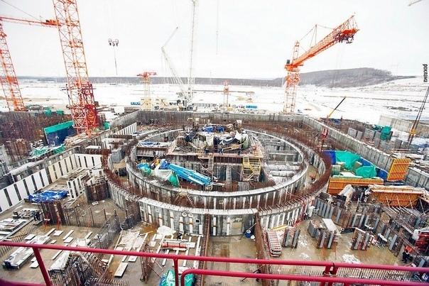 Курская АЭС-2. Забастовка.