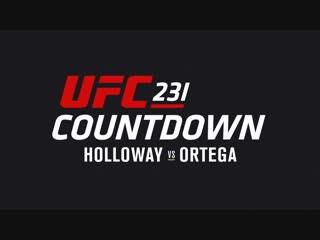 Ufc 231 countdown