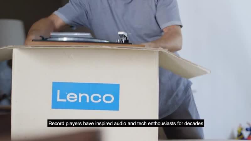 Lenco-MD modular 3D printed turntable