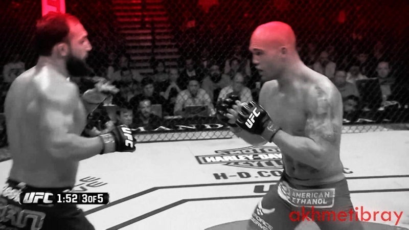 Johny Hendricks vs Robbie Lawler 2 [akhmetibray]