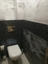 Сделали ремонт в ванной и туалете, получилось круто! Инсталляция, мозаика, короба под трубы…