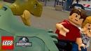 LEGO Jurassic World - ВСЕ ДИНОЗАВРЫ СБЕЖАЛИ