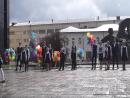 19 05 18г день города показ школьной формы АЙВЕНГО