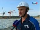 Специальный репортаж студотряды на строительстве Курской АЭС 2