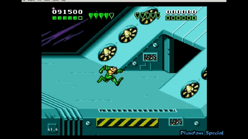 Battletoads and Double Dragon (Gameplay SEGA)
