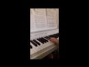 В.А. Моцарт Соната ля мажор