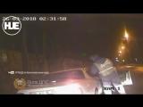 В Красноярске полицейские остановили пьяную женщину за рулём авто