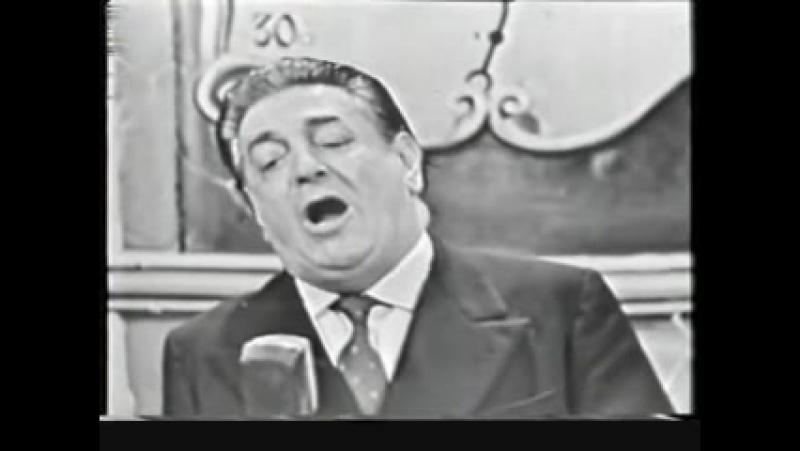 Тито Скипа - песня I' TE VURRIA VASA