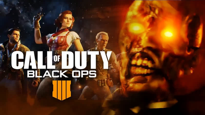Call of Duty Black Ops 4 Где же ты скилушка