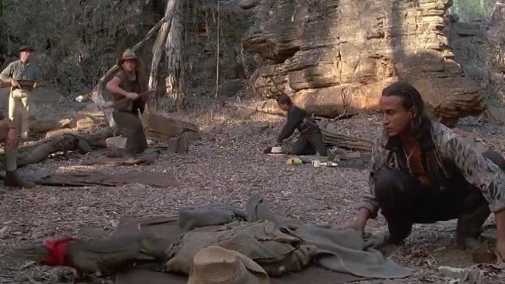 Крокодил Данди 2 ( перевод Андрей Гаврилов)