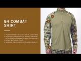 Crye Precision- G4 Боевая одежда нового поколения