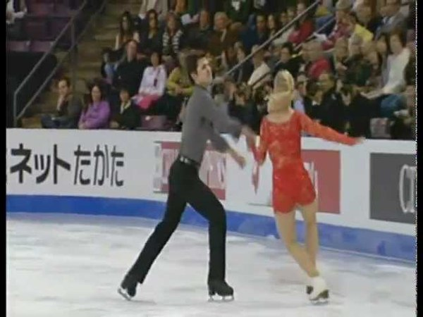 Madison HUBBELL Zachary DONOHUE FD Four Continents Championships 2012 (4CC 2012)