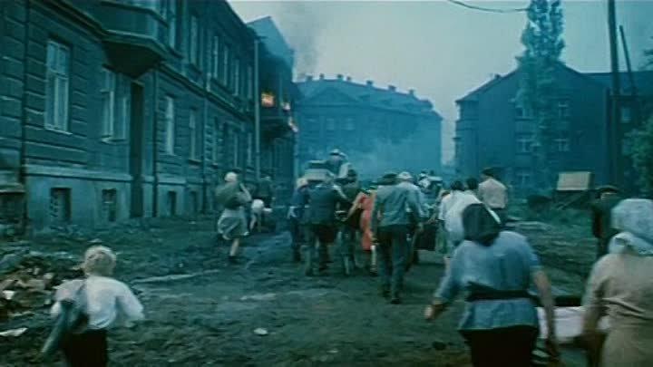 1 Битва за Москву Агрессия Серия 1 из 2 1985