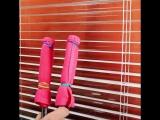 Мега-лайфхак, как быстро и качественно вымыть жалюзи в доме! Гениально!