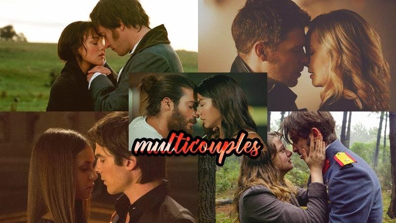 Multicouples| CanEm, Delena, HiLeon, Klaroline, Elizabeth Mr. Darcy