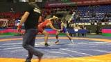 Четвертьфинал 92 кг / К. Кураев (Дагестан) - А. Багаев (Алания)
