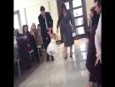 Детишки на свадьбе...