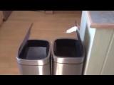 Умные мусорки общаются