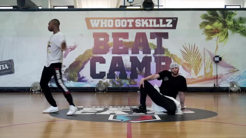 Clap Clap - Cliq feat Nabiha _ Brian Friedman Choreography _ Beat Camp