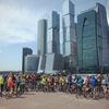Весенняя встреча любителей складных велосипедов