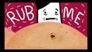 RUBBING FAT MEN