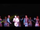 Владимир Девятов и шоу-группа Ярмарка в Больших Дворах 22.09.2018г. Как родная меня мать провожала .