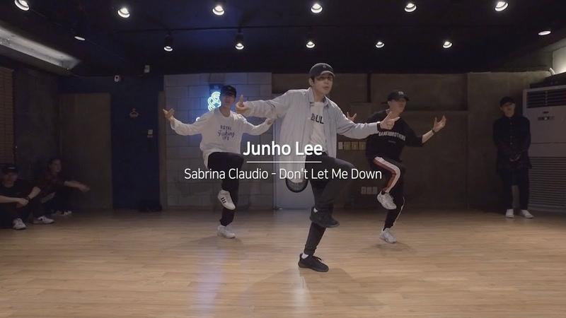 Sabrina Claudio - Dont Let Me Down | Junho Lee Choreography