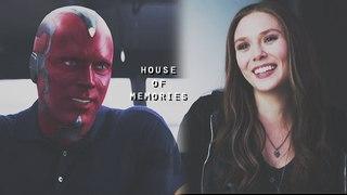 Wanda & Vision | House of Memories [+Infinity War]