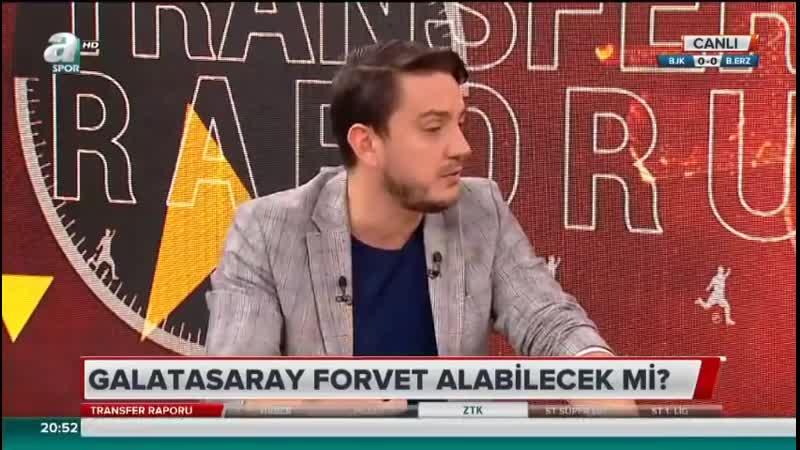 Galatasaray Transfer Raporu - Savaş Çorlu, Okan Koç Yorumları