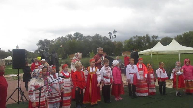Фольклорный фестиваль На стыке трех губерний,23.09.18