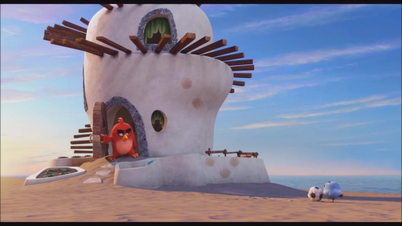 The Angry Birds Movie - Ball Scene