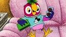 Возвращение блудного попугая 1987