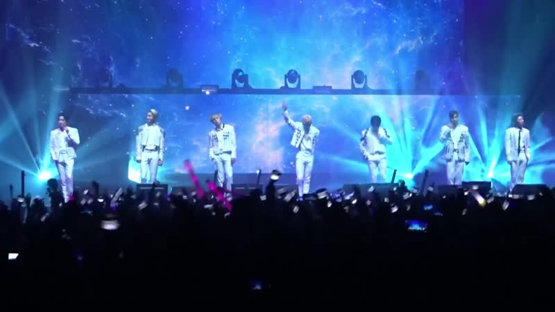 [VK][180620] MONSTA X fancam - Gravity @ The 2nd World Tour The Connect in Amsterdam