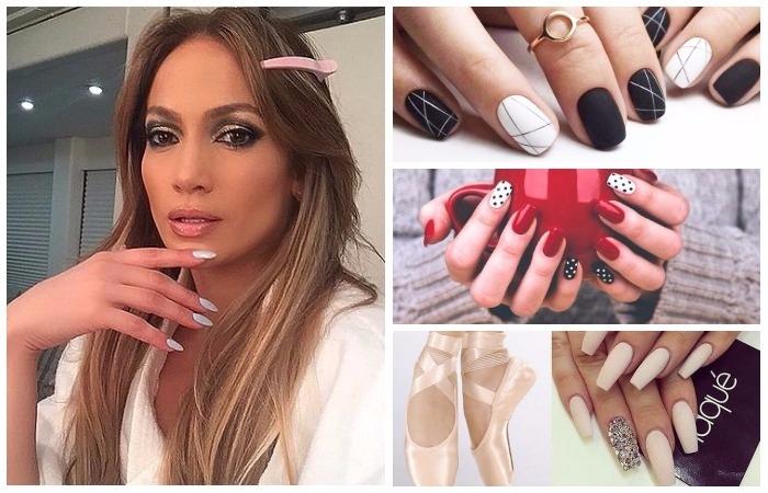 8 8 модных форм ногтей, о которых нужно знать всем любительницам маникюра  (16 фото) a66a3918f27