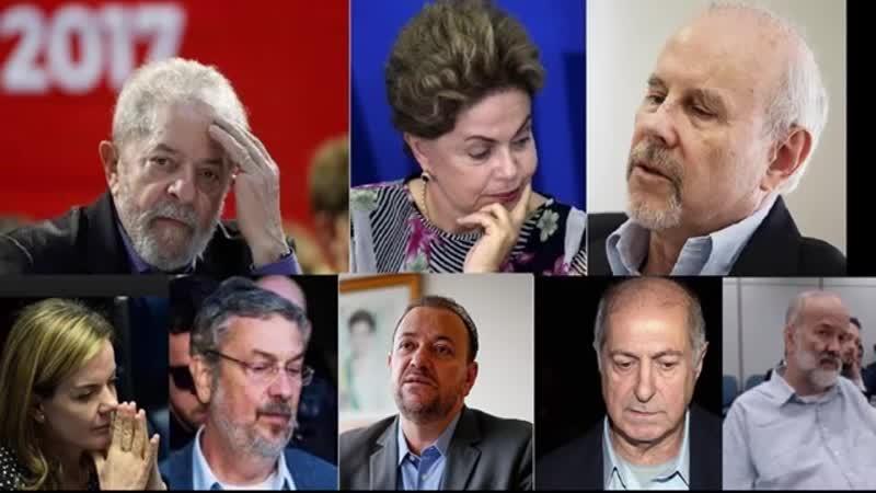 O LADO MACABRO DO PT - NAO SE META NO CAMINHO DE LULA