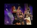Анна Семенович (Блестящие) - Апельсиновый рай - Концерт в клубе Метелица (2004) Голая? Нет: грудь, декольте, ножки