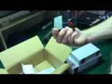 Распаковка RLC meter из Японии