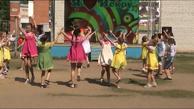 Детский санаторий Искра 19.08.2018