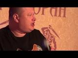 Юрий Алмазов выступление на презентации второй книги Михаила Орского