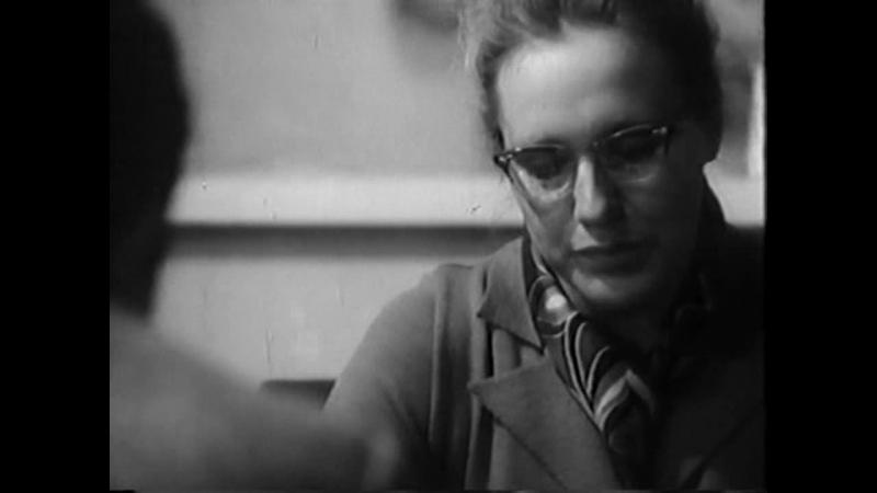 ЗА СТЕНОЙ (1971) - драма. Кшиштоф Занусси 720p