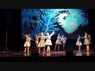 Кабы не было зимы - Марфа Николаева - Танцующий город - Студия вокального искусства Игра