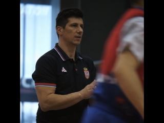 Serbian Basketball Camp