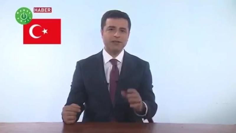 Selahattin DEMİRTAŞ - TRT Konuşması 17 HAZİRAN 2018 (FULL KONUŞMA).avi
