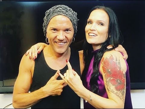 Tarja interviewed by Jussi69 (2018)(Audio only with subtitles) Part 4
